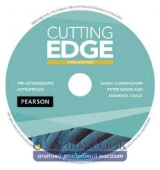 Диск Cutting Edge 3rd ed Pre-intermediate Class CDs 9781447906551 купить Киев Украина