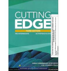 Тетрадь Cutting Edge Pre-Intermediate workbook +CD (we DONT SELL it) 9781447936916 купить Киев Украина