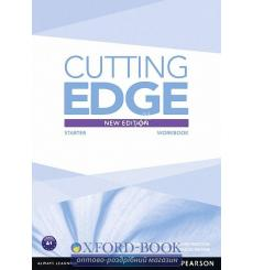 Тетрадь Cutting Edge Starter workbook +CD (we DONT SELL it) 9781447936954 купить Киев Украина