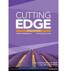 Книга Cutting Edge 3rd ed Upper-Intermediate ActiveTeach CD ISBN 9781447906780