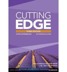 Книга Cutting Edge 3rd ed Upper-Intermediate ActiveTeach CD ISBN 9781447906780 купить Киев Украина