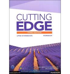 Тетрадь Cutting Edge Upper-Intermediate workbook +CD (we DONT SELL it) 9781447936992 купить Киев Украина