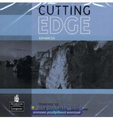 Тетрадь Cutting Edge Advanced workbook CD (1) adv 9780582501737-L купить Киев Украина