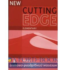 Тетрадь Cutting Edge Elementary New workbook-key 9780582825048 купить Киев Украина