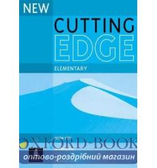 Тетрадь Cutting Edge Elementary New workbook+key 9780582825031 купить Киев Украина