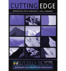 Тетрадь Cutting Edge Int/Upper-Int Video workbook 9780582469389 купить Киев Украина