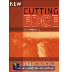 Тетрадь Cutting Edge Interm New workbook-key 9780582825192 купить Киев Украина