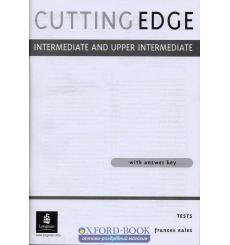 Тесты Cutting Edge Intermediate/Upper Intermediate Tests 9780582344501 купить Киев Украина