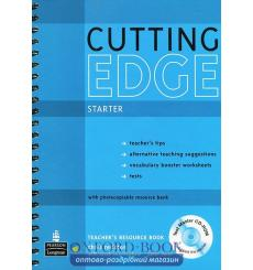 Книга для учителя Cutting Edge Starter Teachers book+CD Pack ISBN 9781408262290 купить Киев Украина