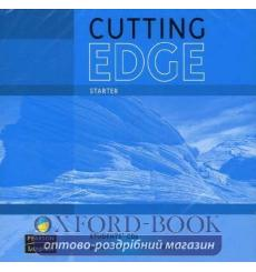 Тетрадь Cutting Edge Starter workbook CDs (2) adv 9780582501751-L купить Киев Украина