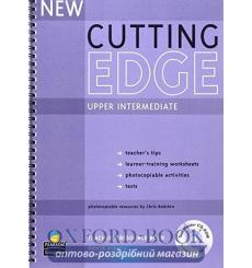 Книга для учителя Cutting Edge Upper-Interm New Teachers book+CD Pack ISBN 9781405843515 купить Киев Украина