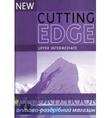 Тетрадь Cutting Edge Upper-Interm New workbook -key 9780582825277 купить Киев Украина