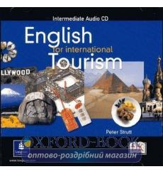 Диск English for International Tourism Interm Class CDs (2) adv 9780582479869-L купить Киев Украина