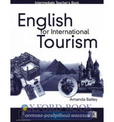 Книга для учителя English for International Tourism Interm Teachers book ISBN 9780582479821 купить Киев Украина