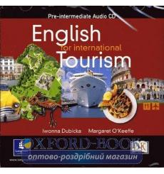 Диск English for International Tourism Pre-Interm Class CDs (2) adv 9780582479920-L купить Киев Украина