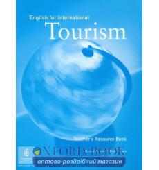Книга для учителя English for International Tourism Upper-Interm Teachers book ISBN 9780582237544 купить Киев Украина