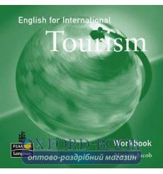 Тетрадь English for International Tourism Upper-Interm workbook CD (2) adv 9781408223925-L купить Киев Украина
