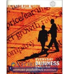Книга English for Work: Everyday Business English Pack ISBN 9780582539594 купить Киев Украина