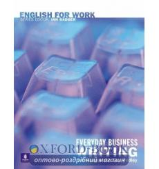 Книга English for Work: Everyday Business Writing ISBN 9780582539723 купить Киев Украина