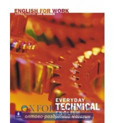 Книга English for Work: Everyday Technical English Pack ISBN 9780582539655 купить Киев Украина