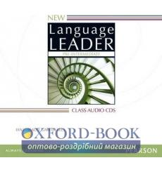 Диск Language Leader 2nd Ed Pre-Intermadiate CD adv 9781447948360-L купить Киев Украина