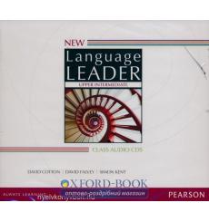Диск Language Leader 2nd Ed Upper-Intermadiate CD adv 9781447948414-L купить Киев Украина