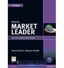 Книга Market Leader 3ed Advanced Active Teach ISBN 9781408259948