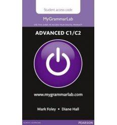 Книга MyGrammarLab Advanced -key MEL access card ISBN 9781447983279