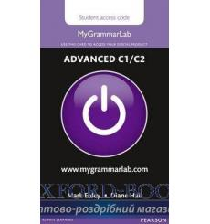 Книга MyGrammarLab Advanced -key MEL access card ISBN 9781447983279 купить Киев Украина