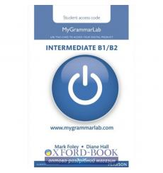 Книга MyGrammarLab Intermidiate -key MEL access card ISBN 9781447983293 купить Киев Украина