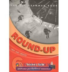 Книга для учителя Round-Up 6 Teachers book ISBN 9780582823488 купить Киев Украина