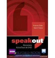 Книга Speak Out Elementary Active Teach ISBN 9781408216477