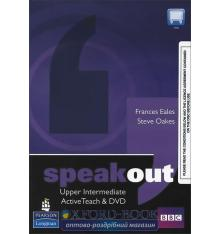 Книга Speak Out Upper-Intermediate Active Teach ISBN 9781408216972