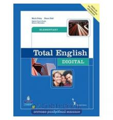 Книга Total English Digital Elementary ISBN 9781405883573