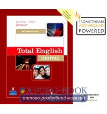 Книга Total English Digital Interm ISBN 9781405883580