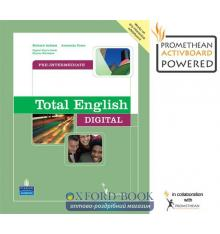 Книга Total English Digital Pre-Interm ISBN 9781405883597