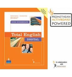 Книга Total English Digital Upper-Interm ISBN 9781405883603