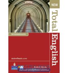 Книга Total English New Digital Interm ISBN 9781408255100