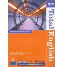 Книга Total English New Digital Upper-Interm ISBN 9781408255094