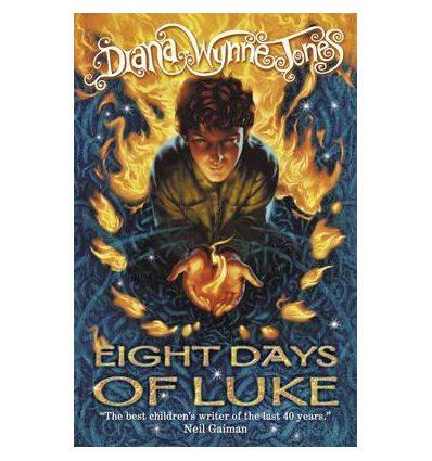 Книга Eight Days of Luke ISBN 9780006755210