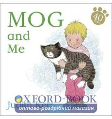 Книга Mog And Me Board Book Judith Kerr ISBN 9780007347032 купить Киев Украина