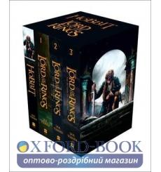 Книга J. R. R. Tolkien, THE HOBBIT/THE LORD OF THE RINGS: A format boxed set [Film tie-in covers] 9780007525515 купить Киев У...