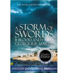 Книга Storm Of Swords: Part 2 Blood And Gold (New Reissue) George R. R. Martin ISBN 9780007548262 купить Киев Украина