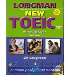 Книга Preparation Series for the New TOEIC Test: Introductory Course + key+CD ISBN 9780131993198 купить Киев Украина