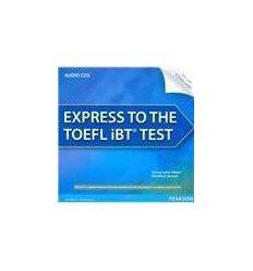 Тесты Longman Express Course for TOEFL iBT Test Complete Audio CDs ISBN 9780132861649