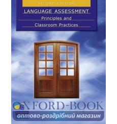 Книга Language Assessment:Principles and Classroom Practices 9780138149314 купить Киев Украина