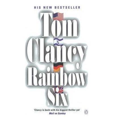 Книга Rainbow Six Clancy, T. ISBN 9780140274059