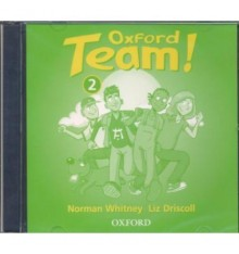 Oxford Team ! 2 Audio CD ISBN 9780194300650