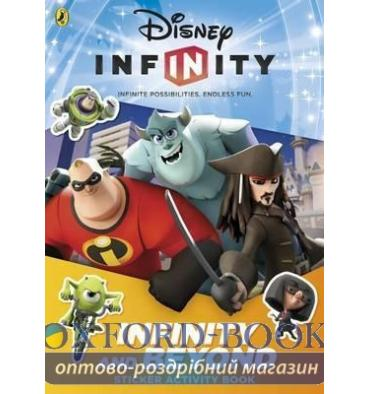 Книга Infinity and Beyond Sticker Activity Book ISBN 9780141353319