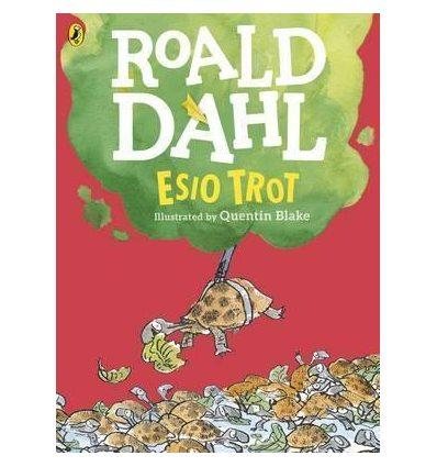 Книга Esio Trot Dahl, R. ISBN 9780141369389